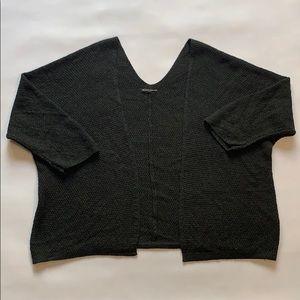 3/$30 Brandy Melville Black Dolman Sleeve Cardigan